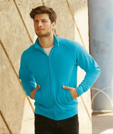 Кофта мужская на молнии Lightweight jacket