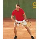 Мужская спортивная футболка поло