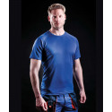 Спортивная сетчатая футболка для мужчин