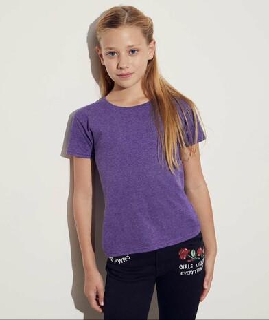 Детская футболка для девочек Iconic
