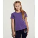 Детская классическая футболка для девочек