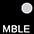 MBLE Чёрный / Светло-Серый