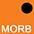 MORB Оранжевый / Чёрный
