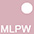 MLPW Легкий Малиновый / Белый