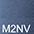 M2NV Тёмно-Синий / Тёмно-Синий