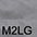 M2LG Серый / Серый