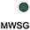 MWSG Белый / Тёмно-Зелёный