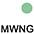 MWNG Белый / Неоново-Зелёный