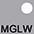 MGLW Светло-Серый / Белый