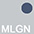 MLGN Светло-Серый / Тёмно-Синий