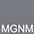 MGNM Серый / Тёмно-Синий Меланж