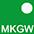 MKGW Ярко-Зелёный / Белый