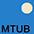 MTUB Бирюзовый / Бежевый