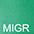 MIGR Ирландский-Зелёный