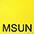 MSUN Солнечно-Жёлтый
