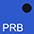 PRB Ярко-Синий / Чёрный