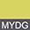 MYDG Жёлтый Меланж / Тёмно-Серый