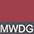 MWDG Бордовый Меланж / Тёмно-Серый
