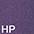 HP Фиолетовый Меланж
