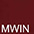 MWIN Бордовый