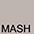MASH Пепельный