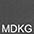 MDKG Тёмно-Серый