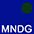 MNDG Тёмно-Синий / Тёмно-Зелёный