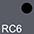 RC6 Карбон Меланж / Чёрный